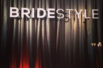 Bride Style 2013: primeiras imagens para noivinhas de plantão