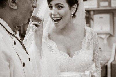 Dicas para as noivas não engordarem nas festas de fim de ano