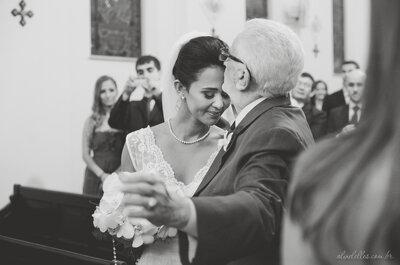 15 motivos pelos quais uma noiva necessita o seu pai hoje, e sempre!
