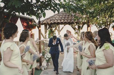 ¿Invitada a una boda? ¡Ocho consejos para brillar con tu estilismo!