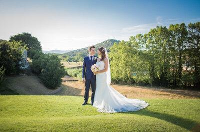Los 6 momentos que debe capturar tu fotógrafo de boda