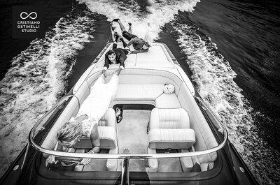 50 foto in bianco e nero da cui trarre ispirazione per il tuo matrimonio