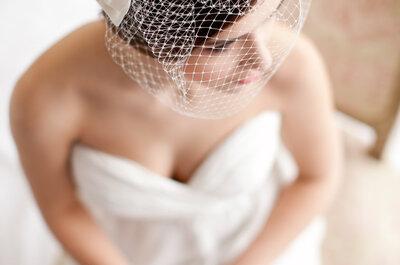 I più bei veli da sposa per il 2015: non c'è che l'imbarazzo della scelta!