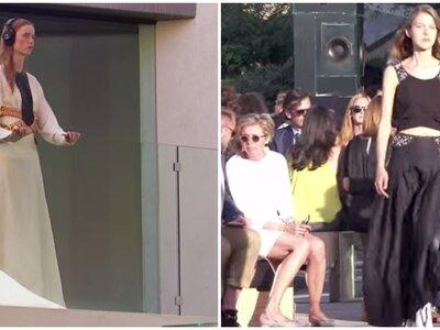 Descubre la nueva colección de Louis Vuitton y ¡sorprende con tu vestido de fiesta!