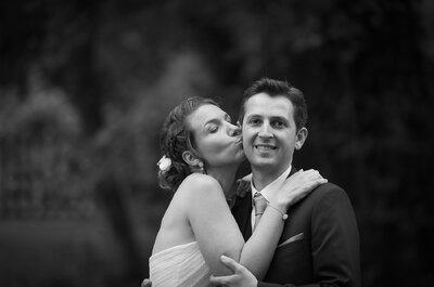 Le joli mariage sur le thème du voyage d'Émilie + Bastien