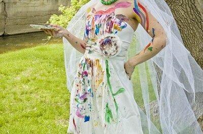 Wat te doen met je bruidsjurk ná gebruik?
