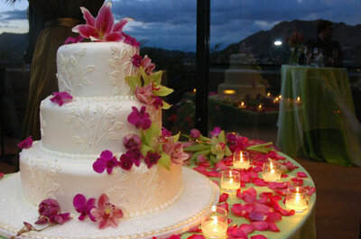 Wedding cakes for 2009