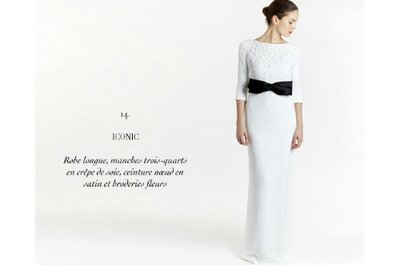 Azzaro : des robes de mariée ultra élégantes