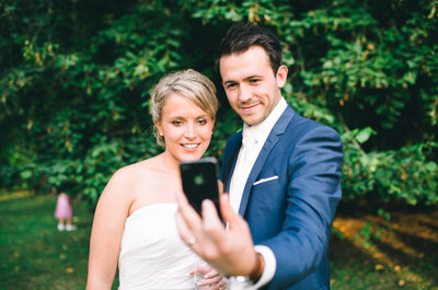 Les 6 règles numériques qu'une mariée 2.0 devrait suivre avant, pendant et après son mariage