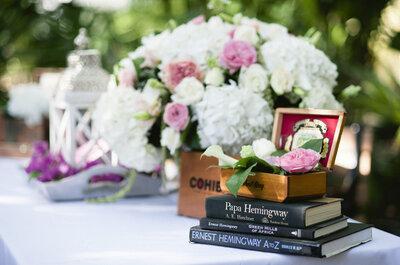 Cultura total en un casamiento en la casa de Ernest Hemingway