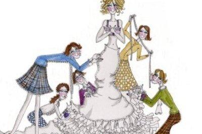 ¿Cómo elegir el escote para el vestido de novia?