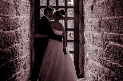 BrunSantervás Fotografía: tres estilos dentro de la misma boda y consigue imágenes únicas