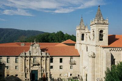 Los 12 mejores Paradores para casarte en el norte de España