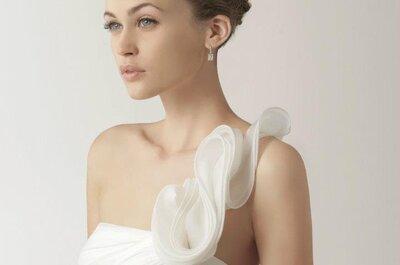 Vestido de novia Rosa Clará 2013, Colección Soft
