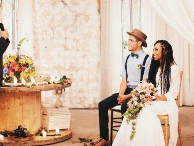 ¿Cómo hacer una boda industrial? Lo que no te puede faltar