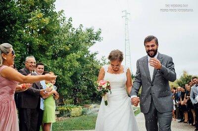 Casar ao ar livre: 8 sugestões incríveis para um casamento menos convencional