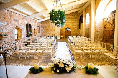 Los Claustros de Ayllón - Ihre exklusive Hochzeit an einem historischem Ort