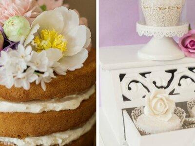 Hochzeitstortentrends 2017: Diese süßen Kunstwerke empfehlen Cake Designer