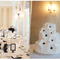 Una boda con detalles en color negro - Foto Amanda Donaho Photography