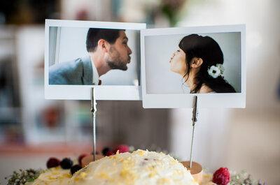 Bijzondere toppers voor je bruidstaart