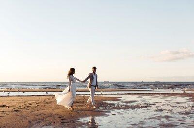 Trouwen op het strand in 2017? Dit zijn de beste locaties van Noord-Holland!