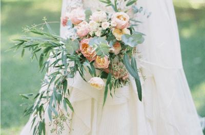 Escoge el ramo de novia de invierno ideal para ti