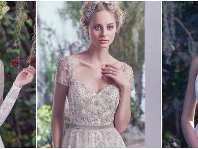 Glamour und Luxus in den schönsten Designs der Brautmoden-Kollektion für den Herbst 2016 von Maggie Sottero