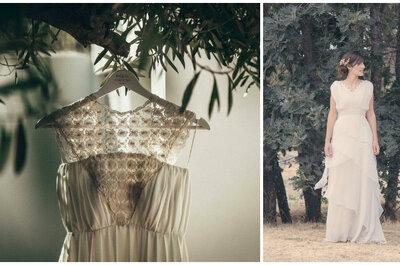 Cómo elegir el vestido de novia perfecto: los 9 tips que deberás seguir