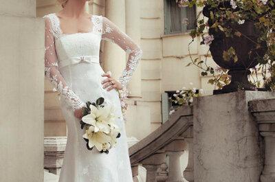 Penteados de noiva: sugestões vindas da Argentina