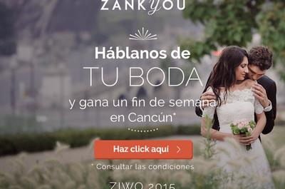 Participa en la segunda encuesta internacional de bodas y gana un fin de semana en Cancún