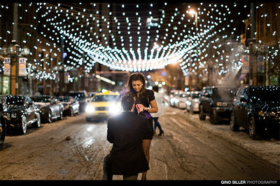 The Magic of New Year's Eve Marriage Proposals