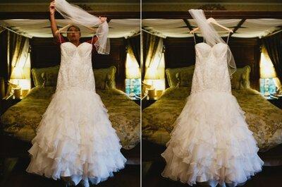 No sabes qué hacer con tu vestido de novia,véndelo por internet