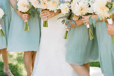 Decoración de boda 2016 en color menta: El tono que todas amamos