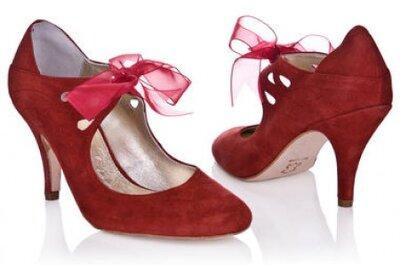 Le nostre scarpe da sposa preferite per il 2012