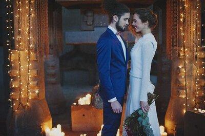 Cómo organizar una boda industrial: sáltate las normas y apuesta por ella