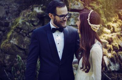El mejor día de sus vidas: la boda de Raquel y Julio