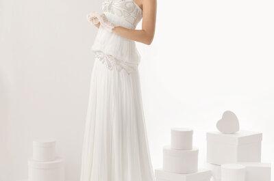 Seleção: nossos 10 vestidos de noiva favoritos da Rosa Clará