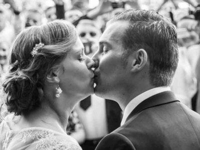 Marie et François : Un joli mariage chic et sous le soleil de Belgique