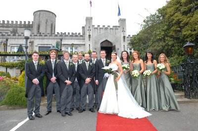 Planning a St Patrick's Day wedding