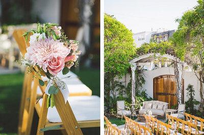Vantagens de um mini wedding: para noivos que querem um casamento diferente