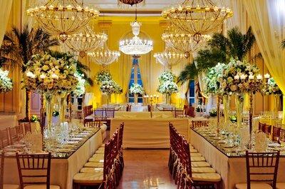 As velas mais bonitas para o seu casamento no Rio de Janeiro
