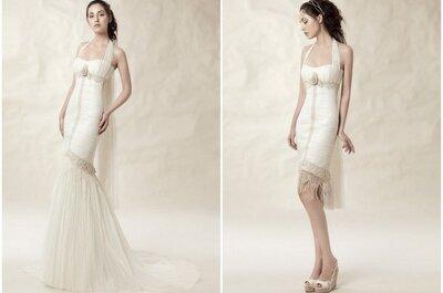 Brautkleid der Woche: Modell Marbella von Designer Jose M. Peiro für White Day!