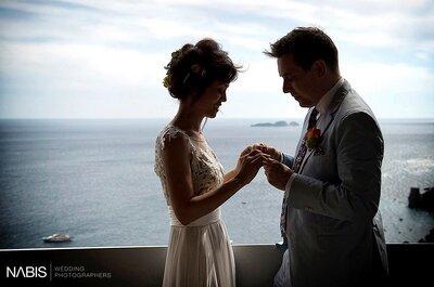 Le 40 regole fondamentali per iniziare un matrimonio col piede giusto