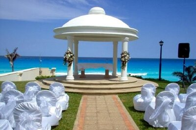 JW Marriott Cancun: The perfect beach wedding, unique and luxurious
