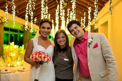 ¿Necesitas un wedding planner para tu boda? Contesta estas 5 preguntas