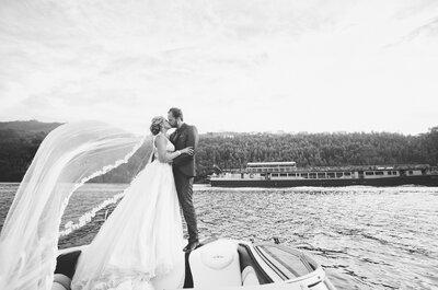 Casar num barco: 11 perguntas para esclarecer as suas dúvidas