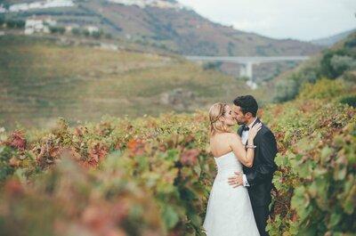 10 dos melhores fotógrafos de casamento em Braga