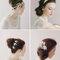 Akcesoria ślubne do włosów Twings&Honey
