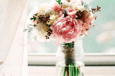 5 tips para diseñar centros de mesa para tu boda