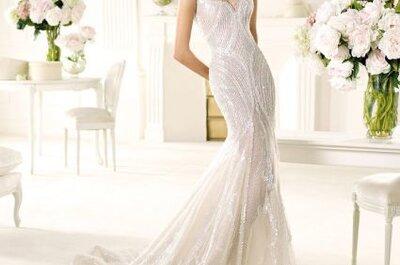 Tendencias 2013: novias estilo sirena